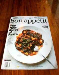 Bon Appetit Magazine Mention post image