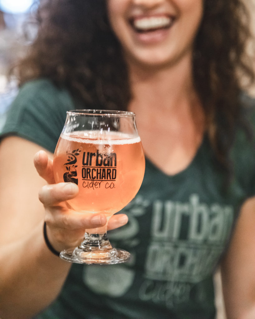 Urban Orchard Cider Brings 'Art of Fermentation' to the South Slope post image